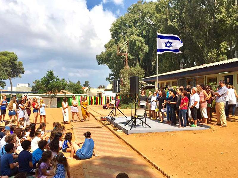 Yaacov founded and ran the Democratic School in Hadera – the first school in the world